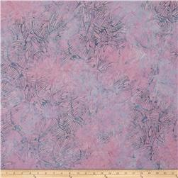 Timeless Treasures Tonga Batik Bouquet Wingspan Pink