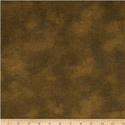 108'' Wide Flannel Mottled Chocolate Fabric