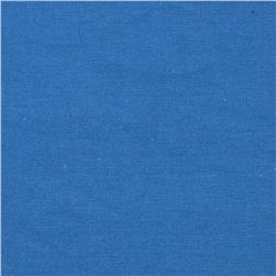 Cotton/Lycra Stretch Jersey Cerulean Blue