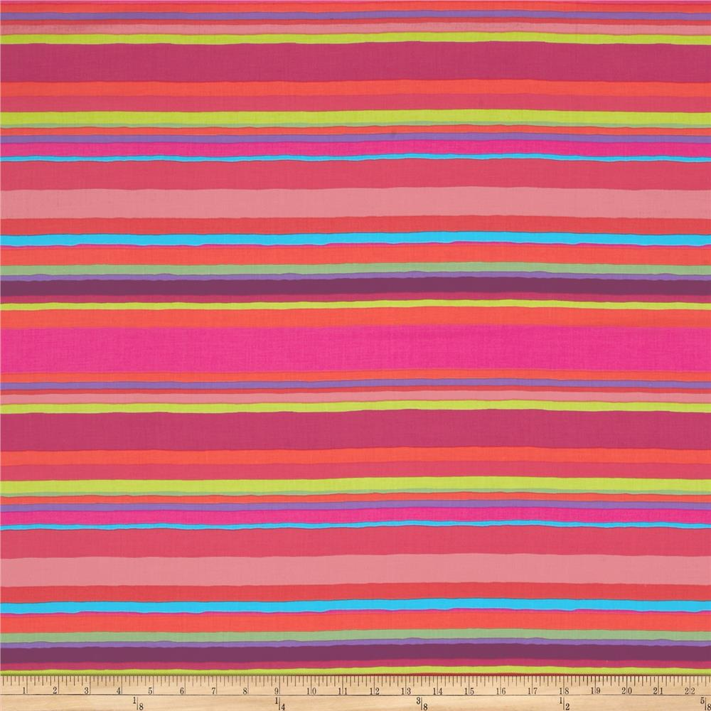 Kaffe Fassett Collective Serape Red
