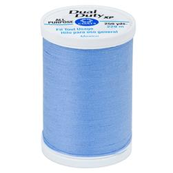 Coats & Clark Dual Duty XP 250yd Blue Bonnet