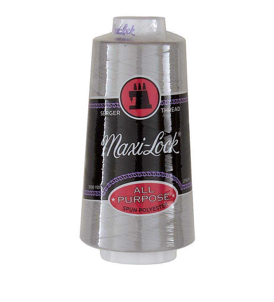 Maxi-Lock Cone Thread Silver