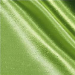 Shantung Sateen Lime