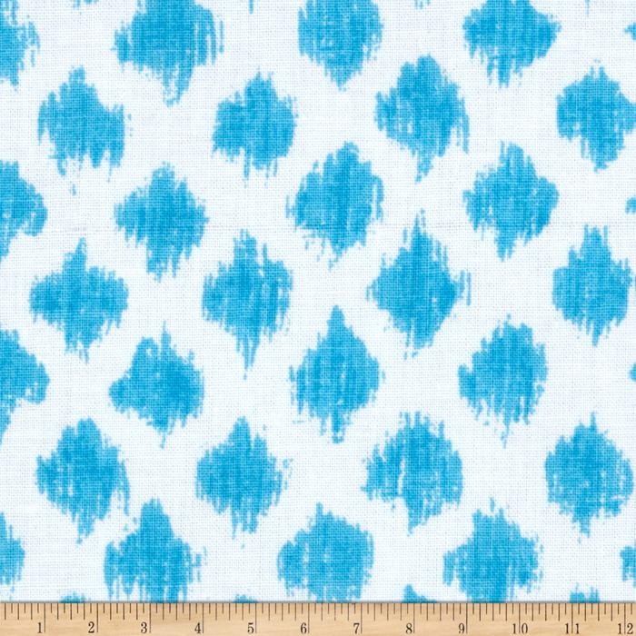 Kallianthi Mini Ikat Blue