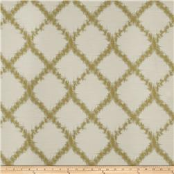 Keller Zoltar Lattice Jacquard Bright Olive