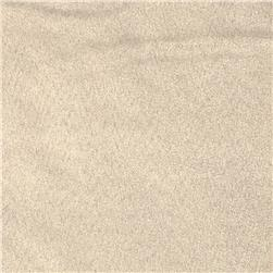 Alpine Luxury Faux Suede Beige