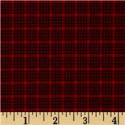 Old Sturbridge Small Plaid Red