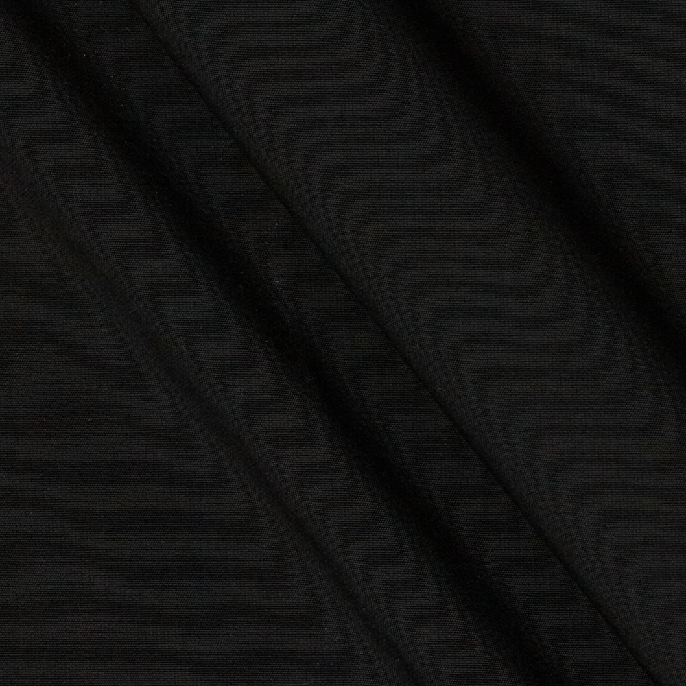 2 Ply Taslan Black Fabric by Carr in USA