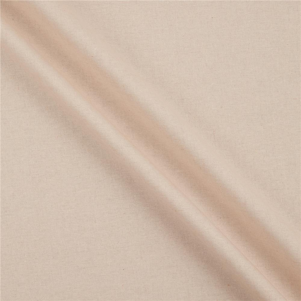 Kaufman Essex Linen Blend Natural Discount Designer Fabric