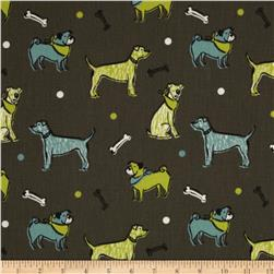 Premier Prints Fuzzy Buddies Macon Mantis Fabric