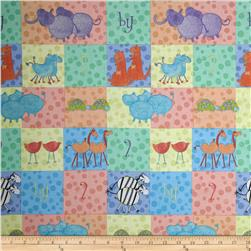 Noah's Ark Patchwork Multi