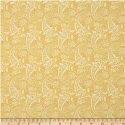 Paisley Yellow