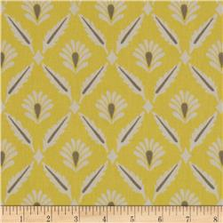 Premier Prints Clover Lemon Fabric