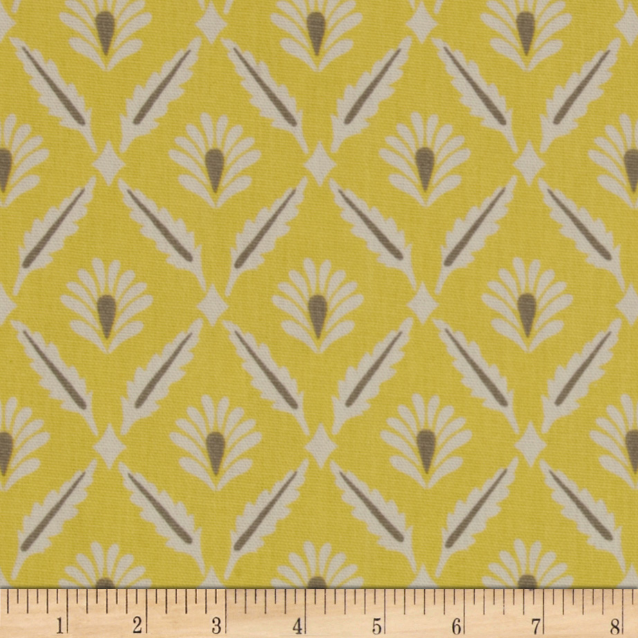 Premier Prints Clover Lemon