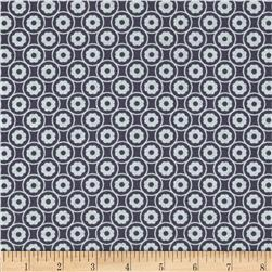 Zest Pearlescent Dazy Pearl Silver Fabric