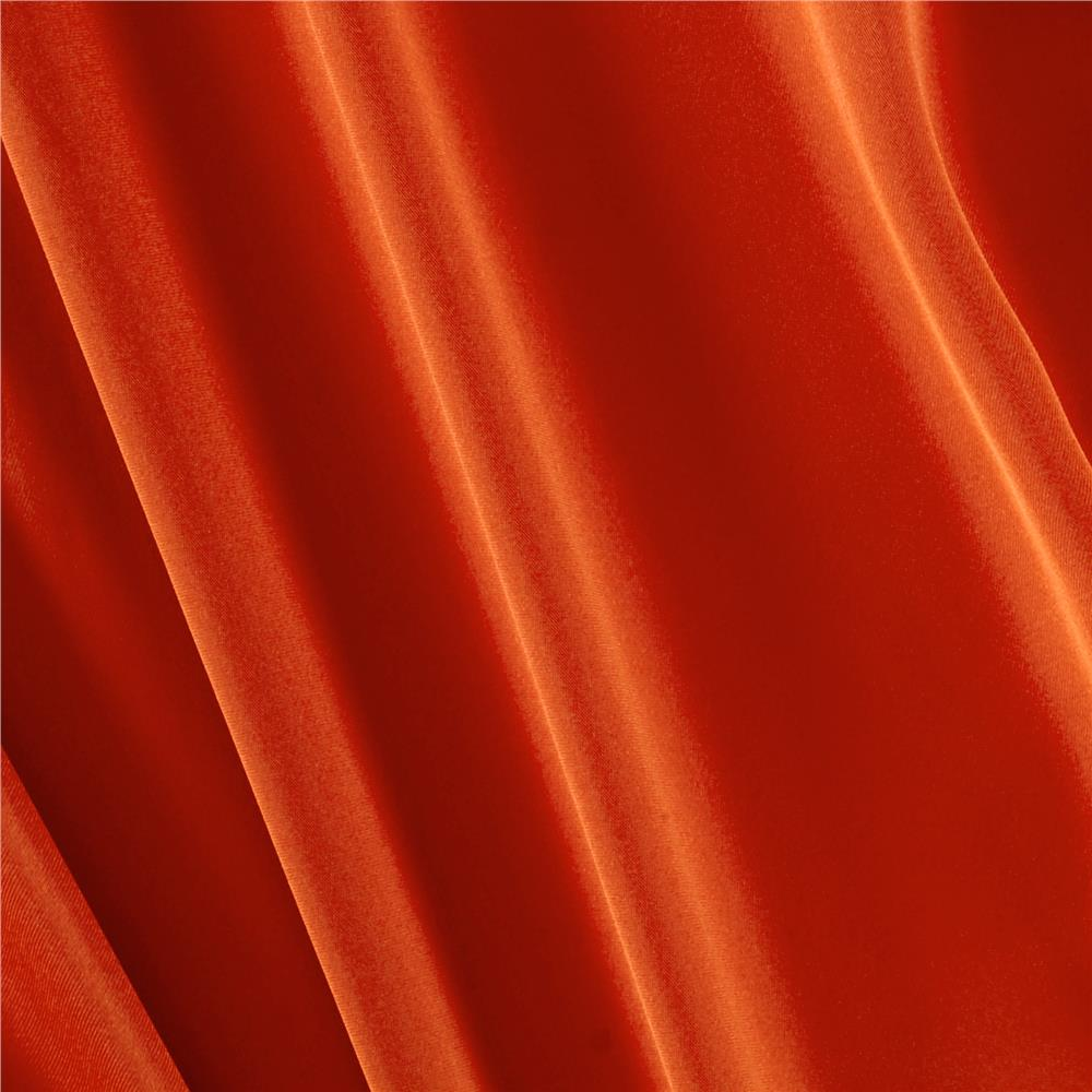 Charmeuse Satin Solid Yam Fabric By The Yard