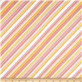 Riley Blake A Beautiful Thing Stripe Pink