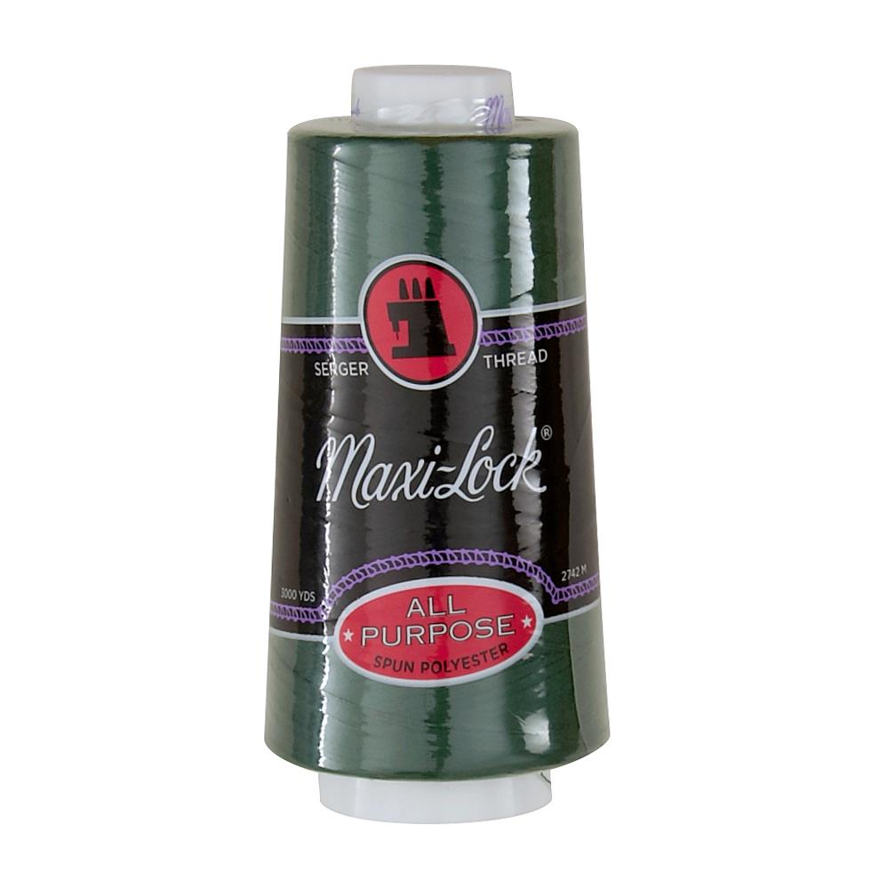 Maxi-Lock Cone Thread Churchill Green