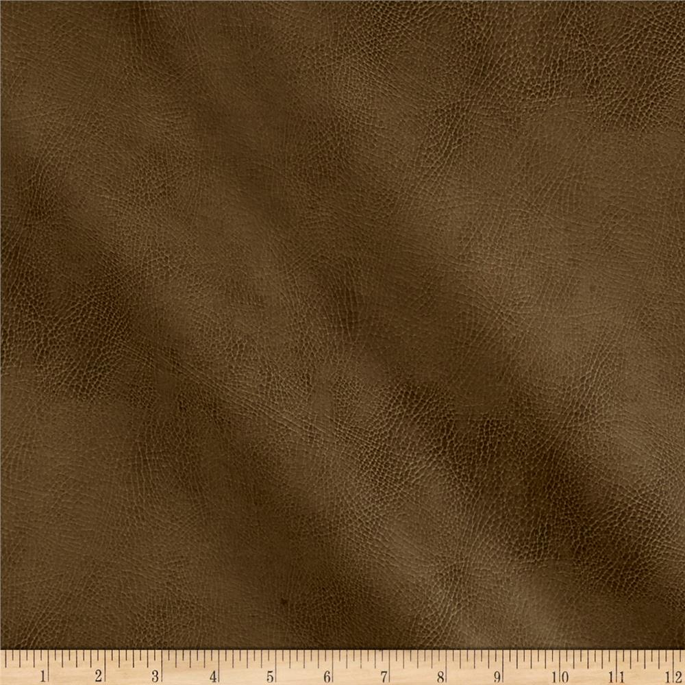 Richloom Tough Faux Leather Tiona Herb