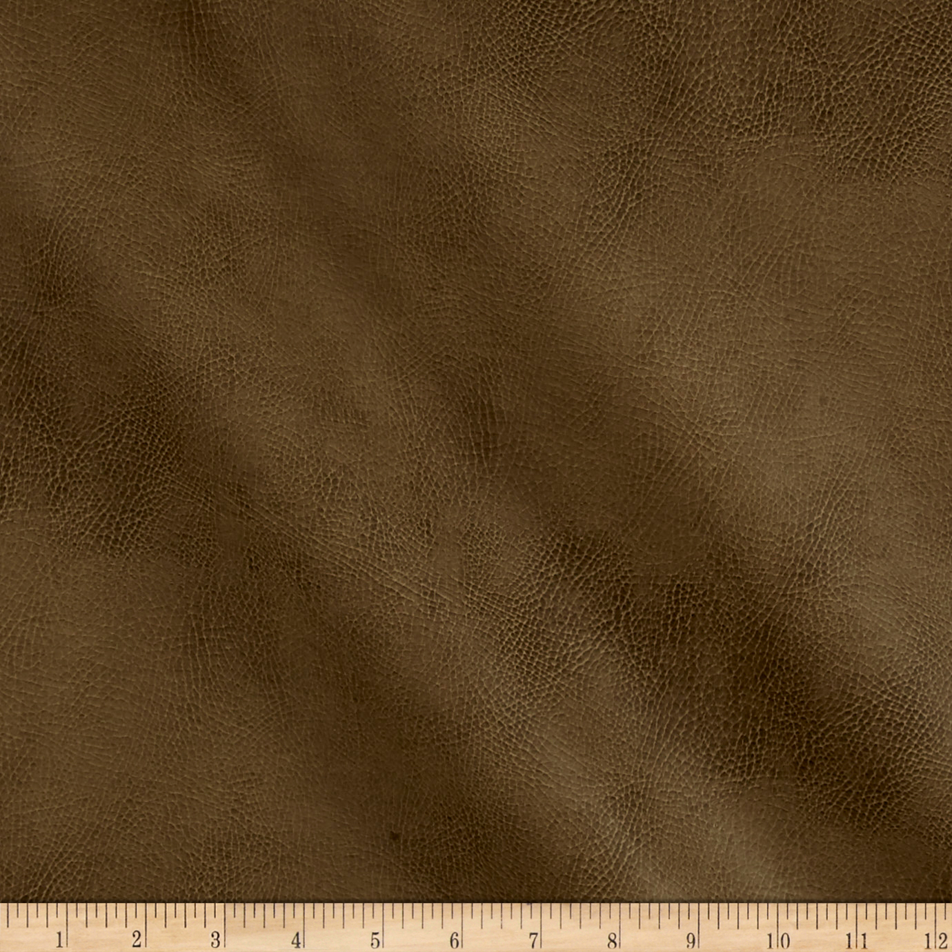 Richloom Tough Faux Leather Tiona Herb Fabric by TNT in USA