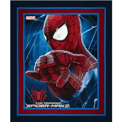 Marvel Comics Spiderman 2 Panel Blue