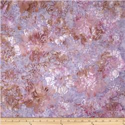 Bali Batiks Cliff Floral Heather