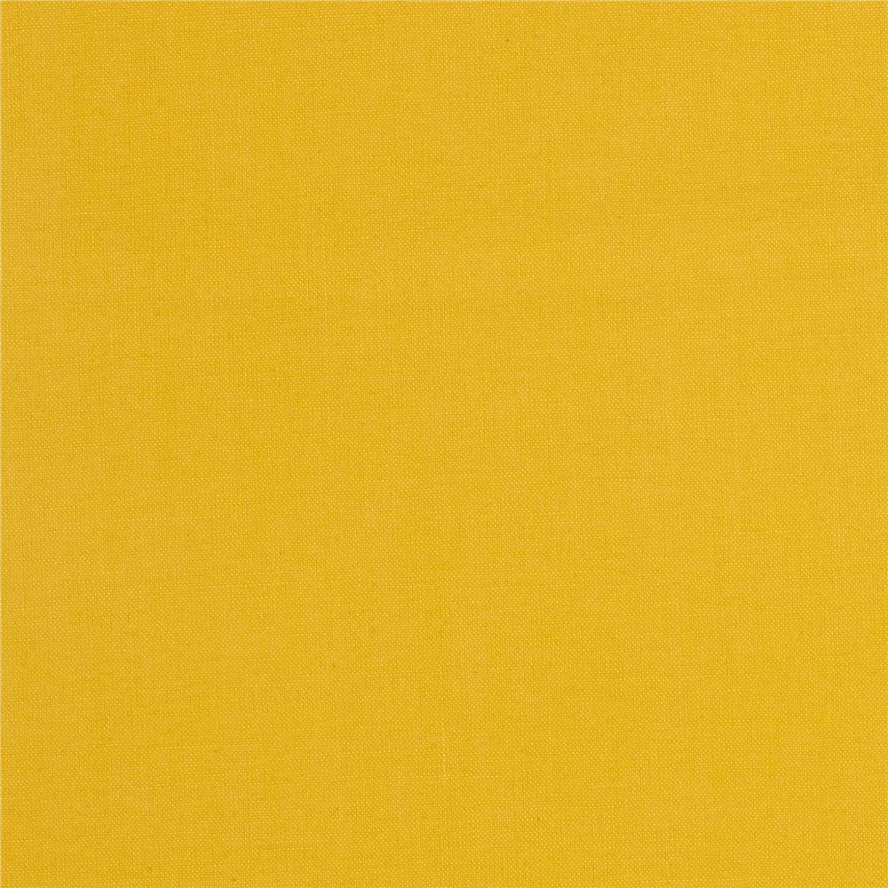 Michael Miller Cotton Couture Solid Yellow