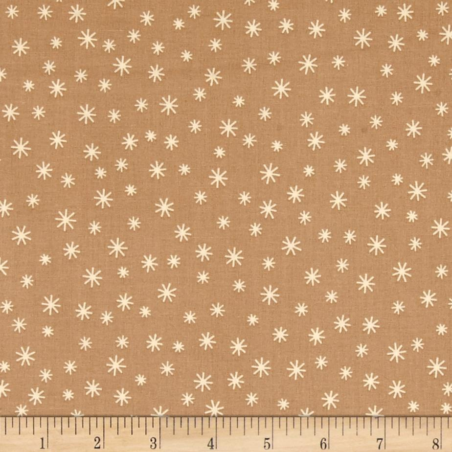 Wrapped In Joy Star Beige