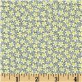 Liberty of London Saville Poplin Speckle Yellow