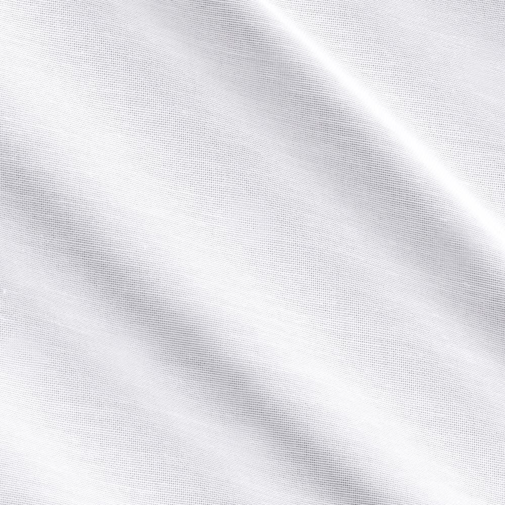 Eroica Batiste Semi-Sheer White Fabric By The Yard