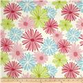 Riley Blake Home Decor Floriography Pink