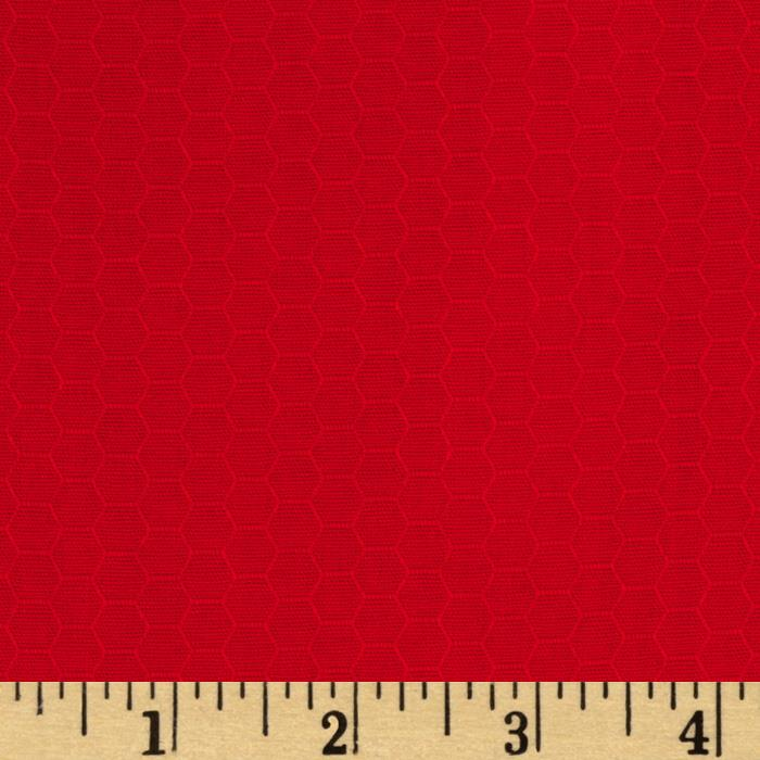 Kona Dimensions Honeycomb Red