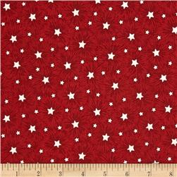 Quilts of Valor Starburst Red
