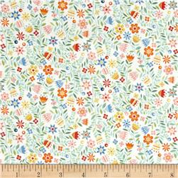 Crafty Cats Flowers Cream