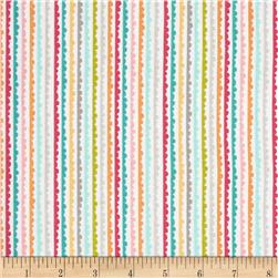 Riley Blake Snapshots Stripes Multi Fabric
