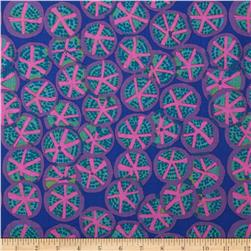 Kaffe Fassett Collective St. Clements Blue