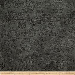Minky Cuddle Majestic Embossed Mirage Ash
