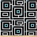 Kanvas Tiffany Collection Art Reflections Squared Aqua