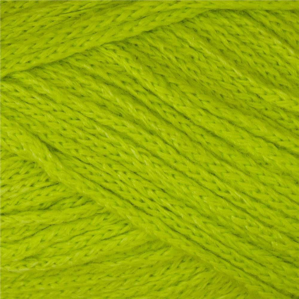 Lion Brand Modern Baby Yarn Chartreuse