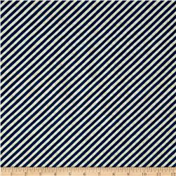 Theory of Aviation Stripe Blue