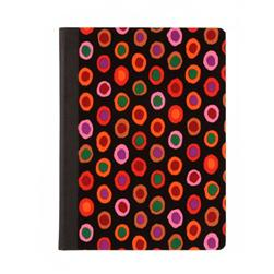 Lifestyle Fabric Covered Notebook Dots
