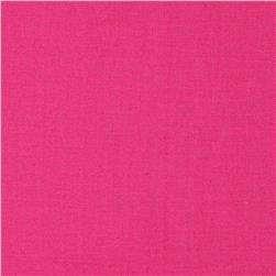 Cotton & Steel Solids Pink Sapphire Fabric