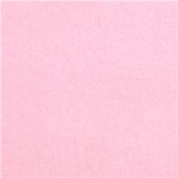 Warm Winter Fleece Solid Baby Pink