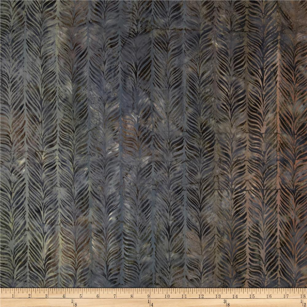 Artisan Batiks Elementals Horizontal Feather Taupe