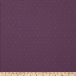Robert Allen Promo Diamond Jacquard Plum Fabric