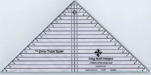 The Strip Tube Ruler
