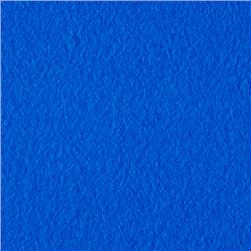 Wintry  Fleece Royal Blue