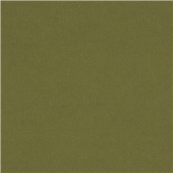 Designer Single Knit Olive Fabric