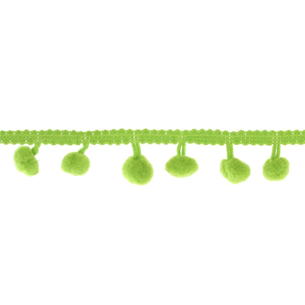 Riley Blake 1/2'' Regular Pom Pom Trim Lime