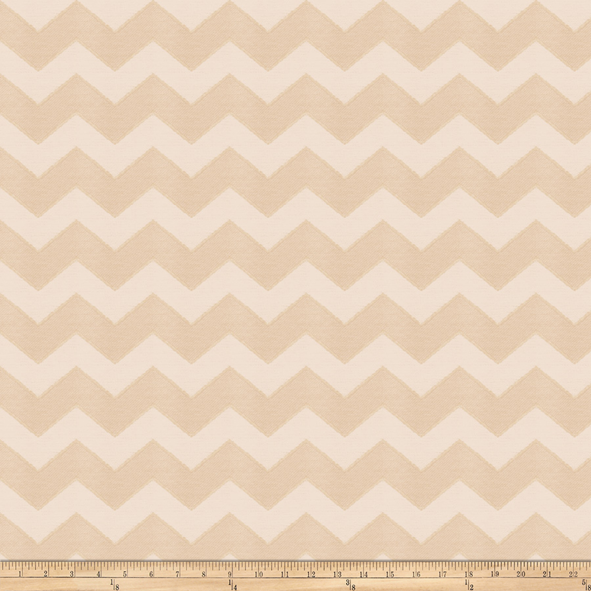 Trend 03831 Chenille Jacquard Ivory Fabric 0487676